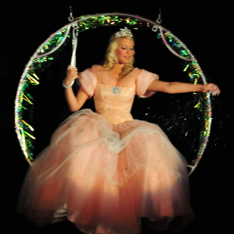 Glinda the Good Witch Wizard of Oz Costume  Made to Order image 0