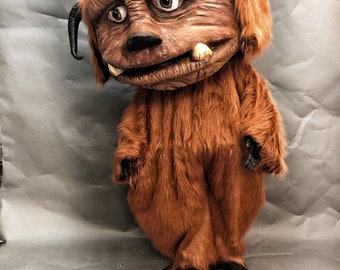 Custom made Ludo costume from Labyrinth