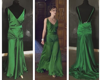 Replica of Green Dress from Atonement