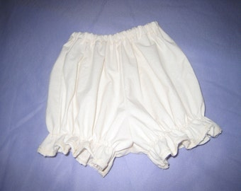 Infant Toddler Cotton short petti-looms