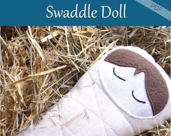 Swaddle Doll Pattern