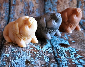 Pig Soaps, Goat's Milk Soaps, Bulk Buy Discount, A Drove of Pigs, 3 Little Pigs, Handmade Soaps