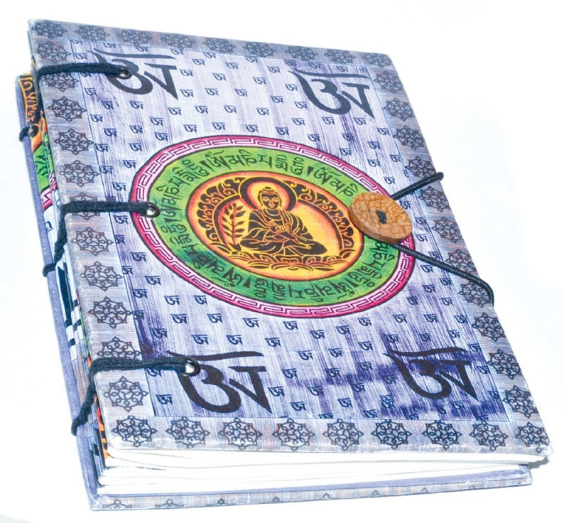 NEW 5 x 7 Buddha Journal Tree Free Organic image 0