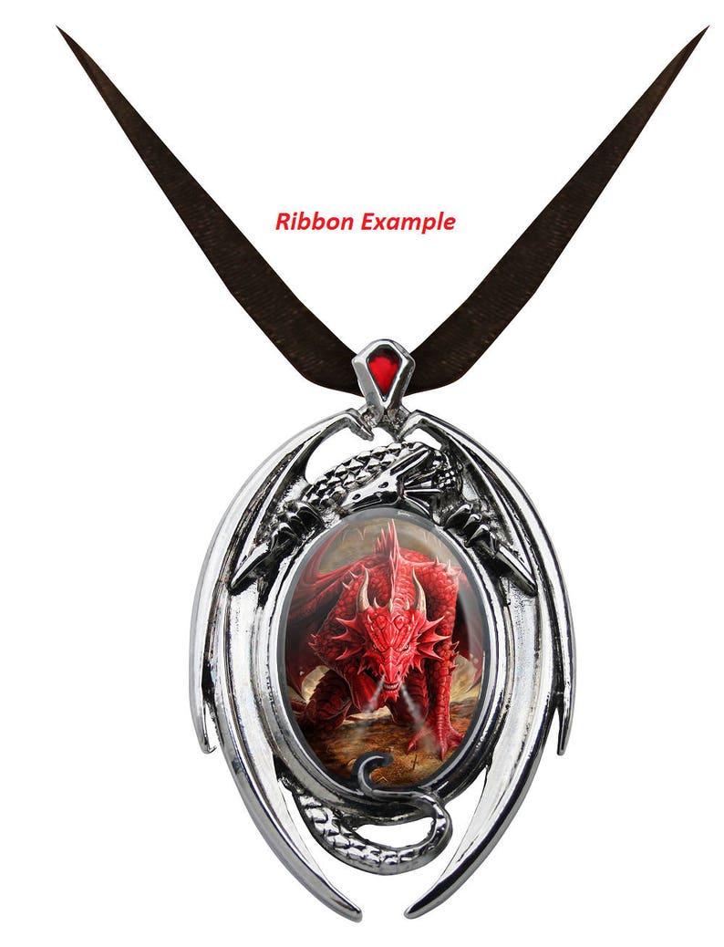 Enchanted Wolf Protector Cameo Choker Necklace-magickal cameo,Magickal Pendant,esoteric jewelry,enchantedjewelry,magickal jewellery