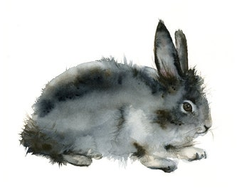 Roughian - Rabbit Art