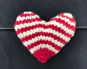 Heart Knit and Stuffed with Love