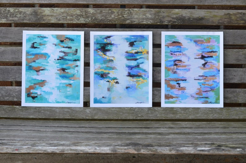 Ocean Print Collection image 0