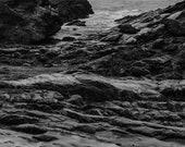 Melancholy Rocks Matte Print