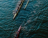 Dragon Boat Racers Vancouver Matte Print