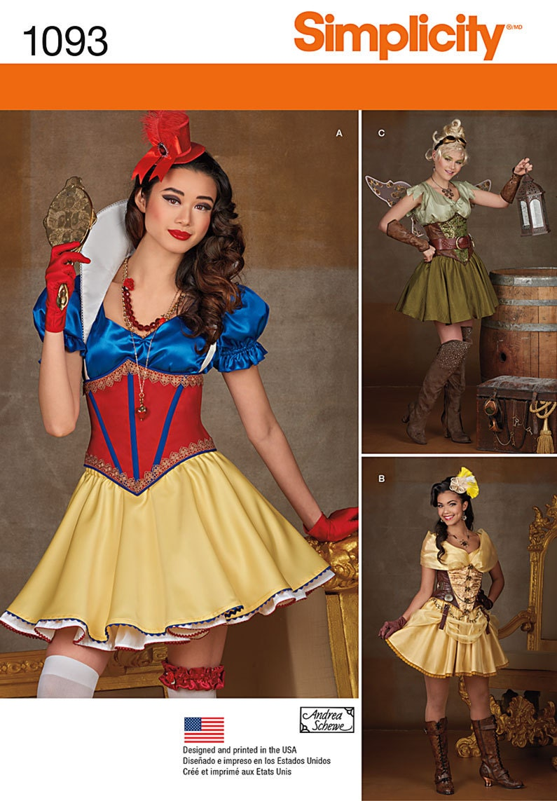 Simplicity Patterns Costumes Awesome Inspiration Ideas