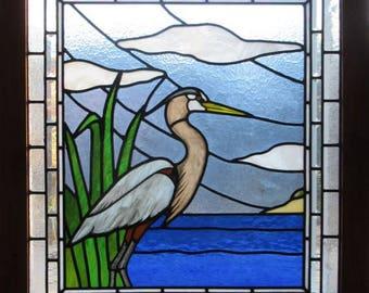 North Shore Heron