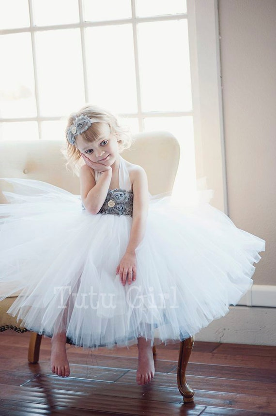 Flower Girl Tutu Dress Custom Flower Girl Dress Design Your Etsy