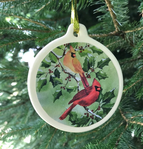 image 0 - Bird Ornaments For Christmas Tree