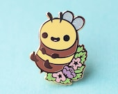 Bumble Bee Hard Enamel Pin - Outdorables Series