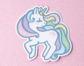 Unicorn Vinyl Decal Stickers - 3 inch Indoor/Outdoor Die Cut