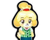 Isabelle Magnet - Animal Crossing