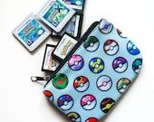 Pokemon Pokeballs Coin Purse/Pouch