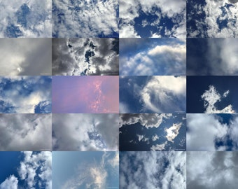 Zenithgram Screensaver Images with Clouds, Sun and Sky - Dramatic