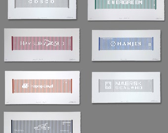 PANTONE Shipping Containers Set