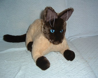 Cat Siamese Himalayan Russian Blue Torti Calico Tiger Etsy
