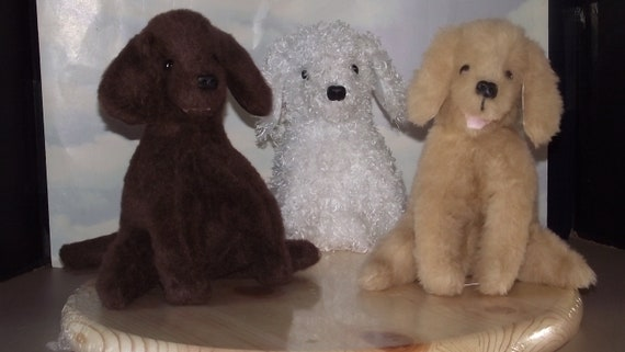 3 Puppies Chocolate Lab Golden Retriever Bichon Frise Puppy Etsy