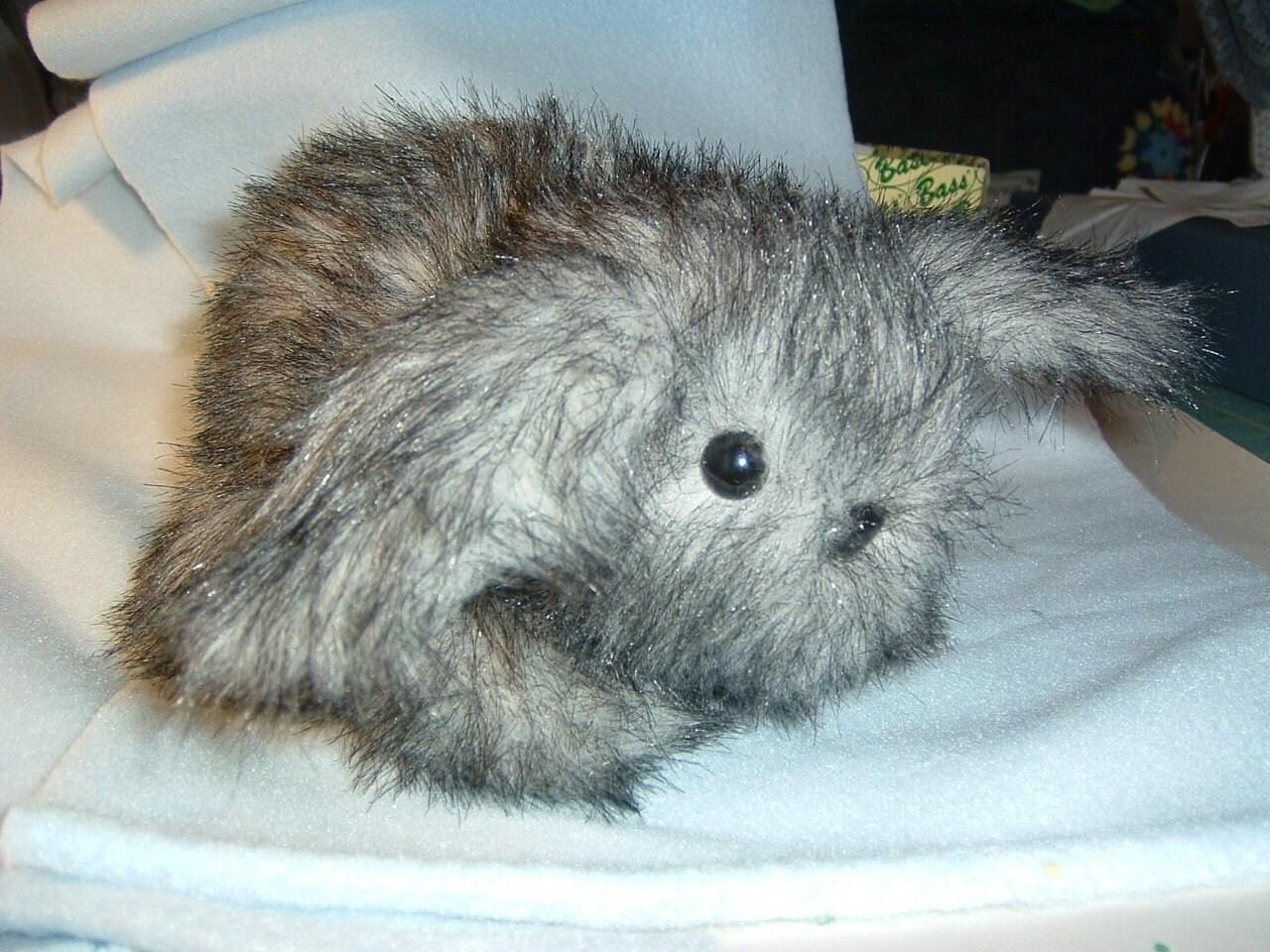 Mini Lop Eared Bunny Kaninchen gefüllte Tiermuster