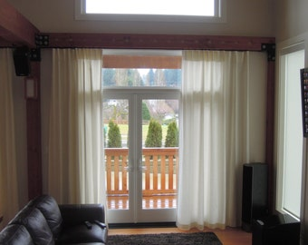 curtains window treatments etsy