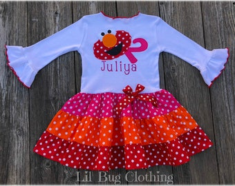 Elmo Clothes Etsy