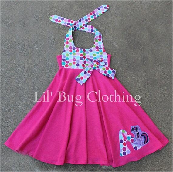 0f515df04 Twilight Sparkle Dress My Little Pony Dress Twilight Sparkle