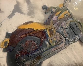 UNFRAMED Motorcycle