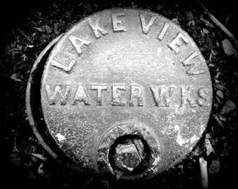 Chicago Lakeview Water Works - Original Signed Fine Art Photograph