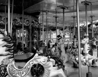 Shanghai Carousel - Original Signed Fine Art Photograph