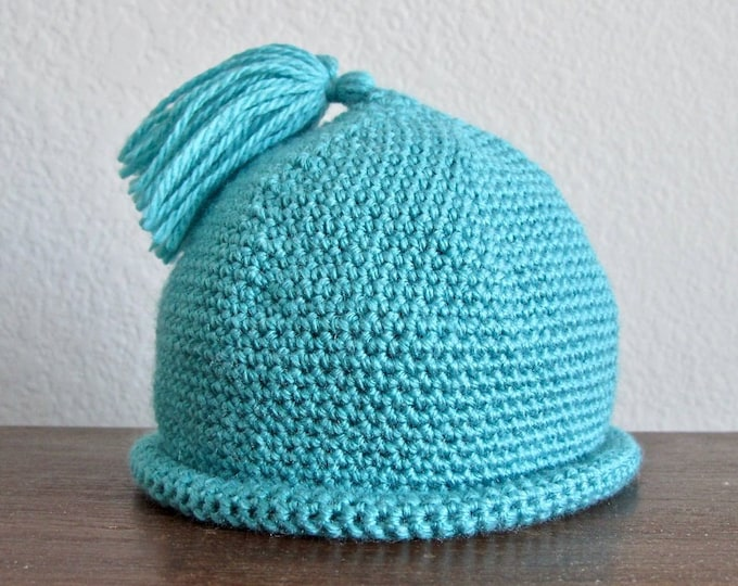 The Baby Beanie - PDF Crochet Pattern