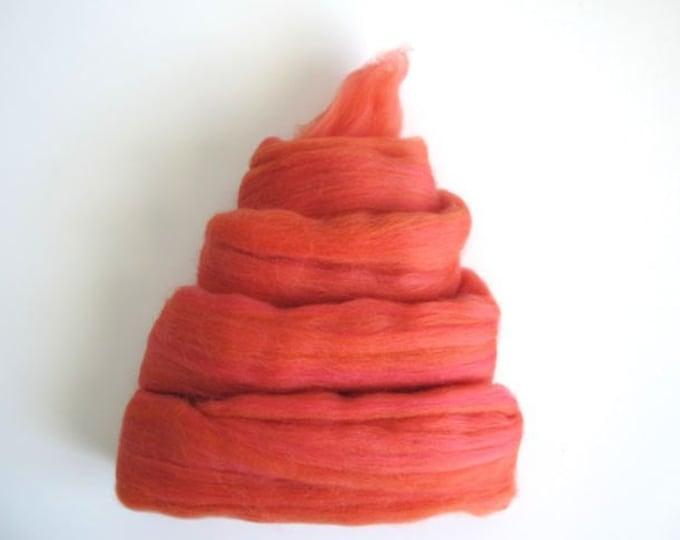 Color Fusion - 19 Micron Merino Top - Melon - 1oz - Free Shipping
