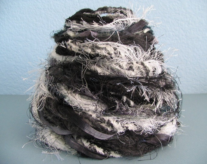 Craft Fiber Collection - Black and White Tones - Free Shipping