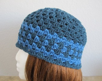 The Portland Beanie - PDF Crochet Pattern