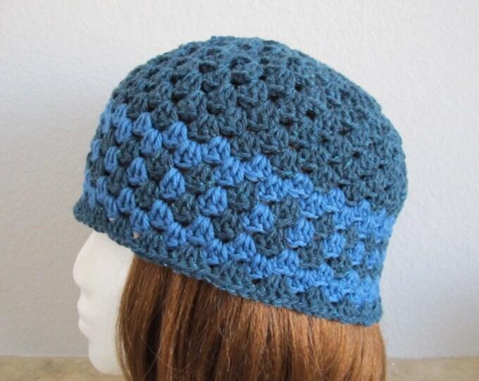 The Portland Beanie - PDF Crochet Pattern