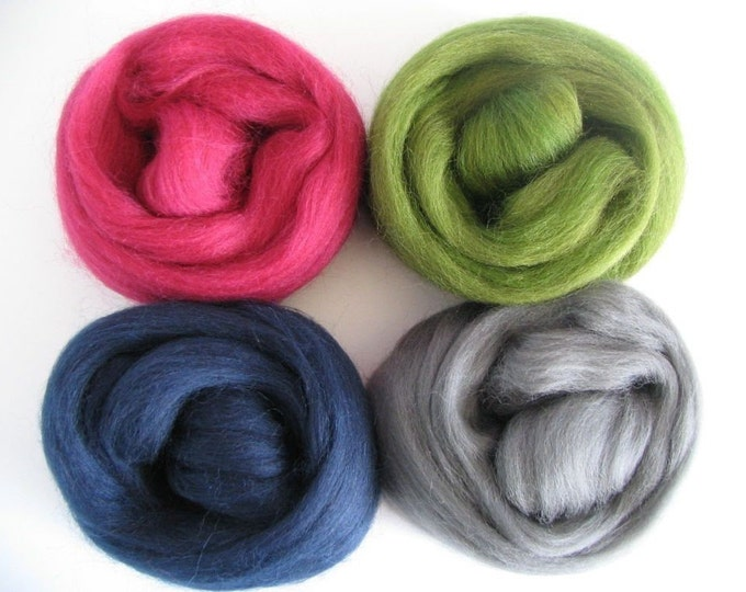 Contemporary Wool Sampler 2oz - Free Shipping