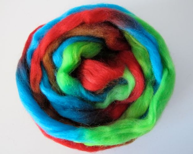 Popsicle Wool Top 1oz (Northern Lights/Louet) - Free Shipping