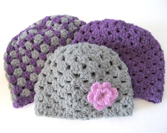 The Thick and Quick Portland Beanie - PDF Crochet Pattern