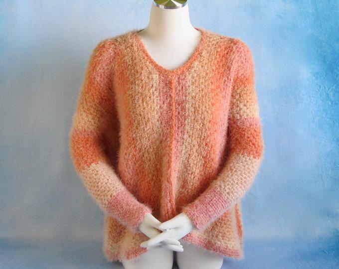 Daydreamer Dolman Sweater - Crocheted Sweater - Crochet Dolman Sleeve Sweater - Crochet Sweater Pattern - PDF Crochet Pattern