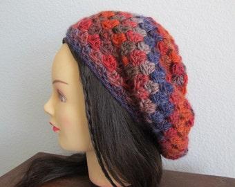 The Portland Slouchy - PDF Crochet Pattern