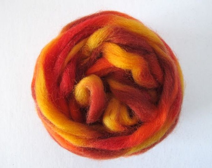 Sunset Wool Top 1oz (Northern Lights/Louet) - Free Shipping
