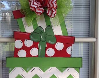 Christmas Decorations, Christmas Door Hanger, Front Door Decor, Christma  Wreath, Front Door Decorations