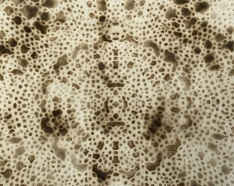 Coffee Dyed Lace Patterned Paper for Junk Journaling Pages Collage 8 Sheets 2 Patterns 32 lb Paper