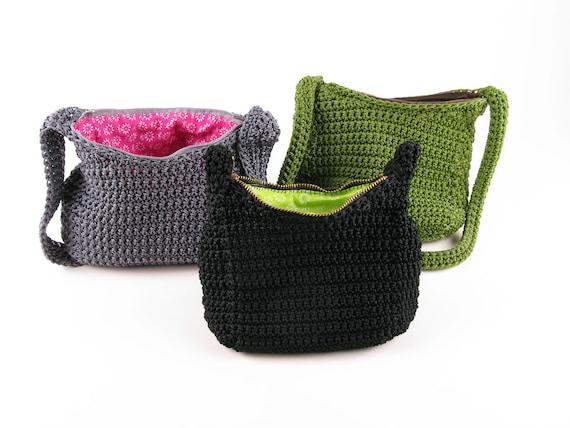 Crochet Purse Pattern Digital Download Pdf Crochet Pattern Etsy