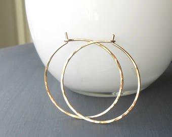 Earrings: Minimal & Hoop