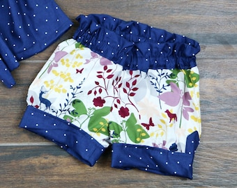 Adorable shorts with pockets