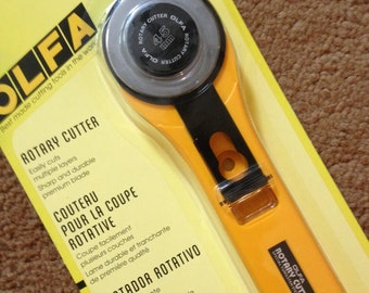 Olfa 60mm Rotary Cutter Straight Handle RTY-3 G *