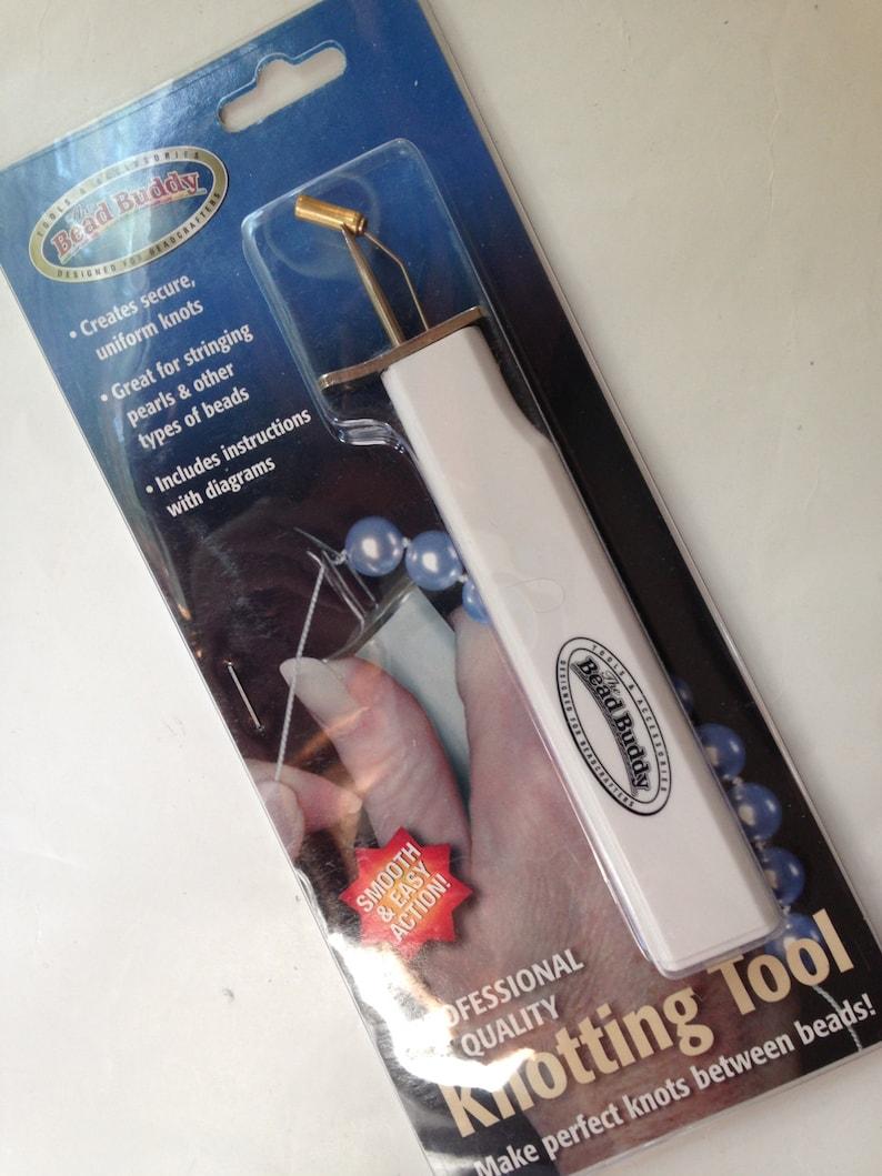 Knotting Tool // Bead Buddy